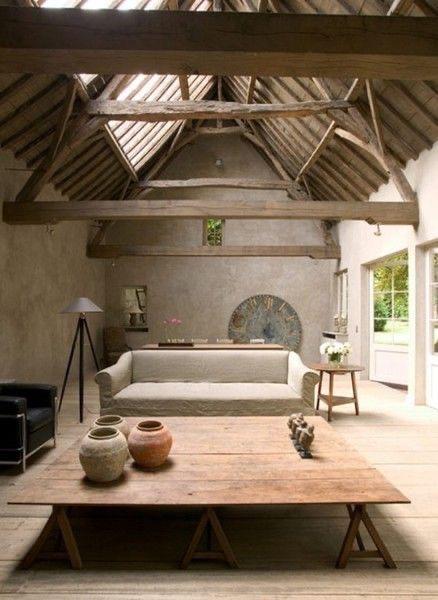 Vintage Living Space